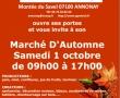 Marché fermier Au Lycée Agrotech