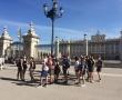 Voyage d'étude des 2nd GT à Madrid.