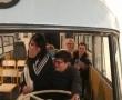 visite au musée du car à Vanosc