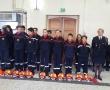 Les JSP participent aux commémorations du 11/11